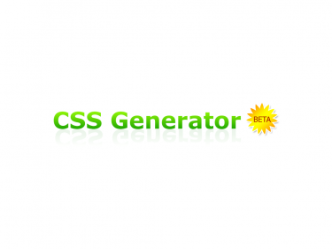 CSS Generator(CSS自動生成ツール)