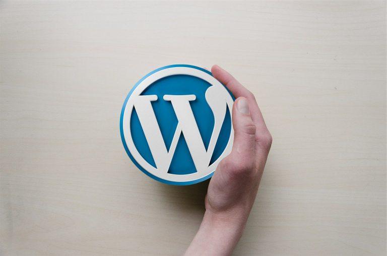 WordPressを使ったブログの構築
